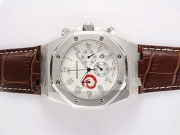 Fake Avgörande Audemars Piguet Royal Oak Offshore Working Chronograph AAA klockor [ N4Q8 ]