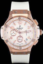 Fake Cool Hublot Big Bang AAA klockor [ D9N2 ]